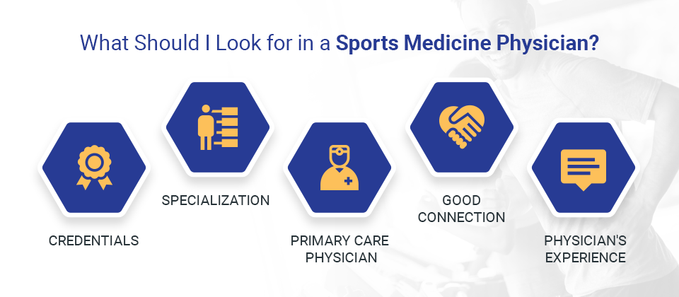 Signs Of  A Good Sports Medicine Doctor