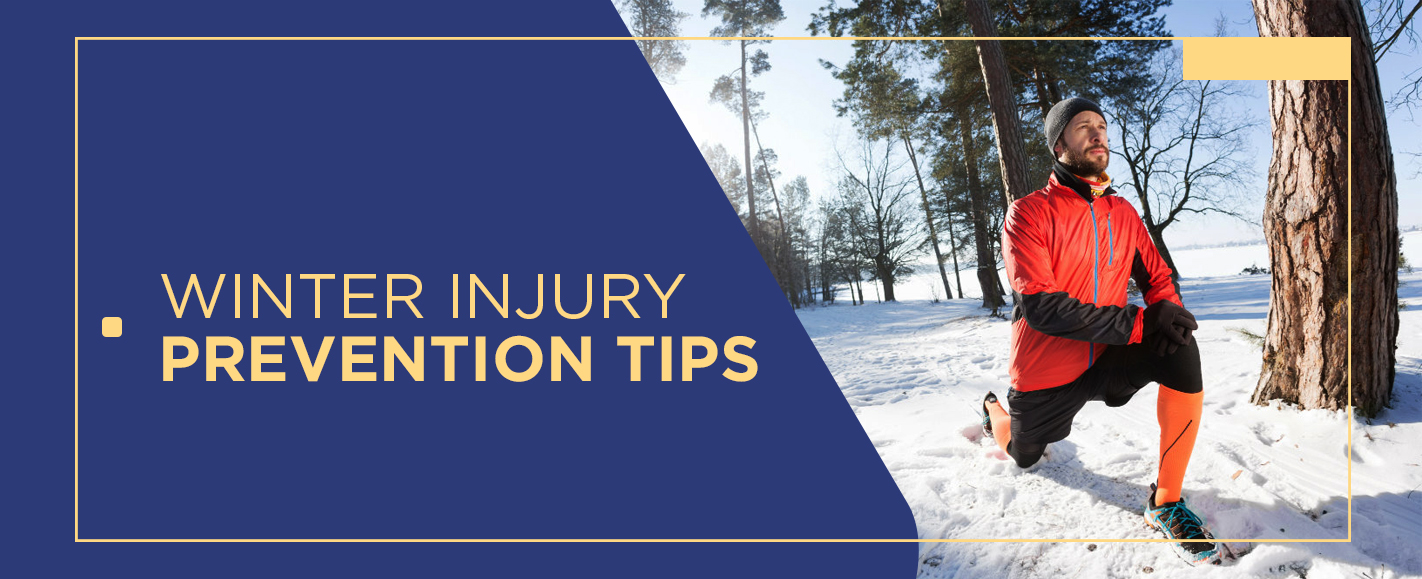 Winter Injury Prevention Tips